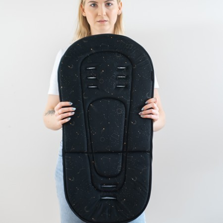 Universal stroller pad